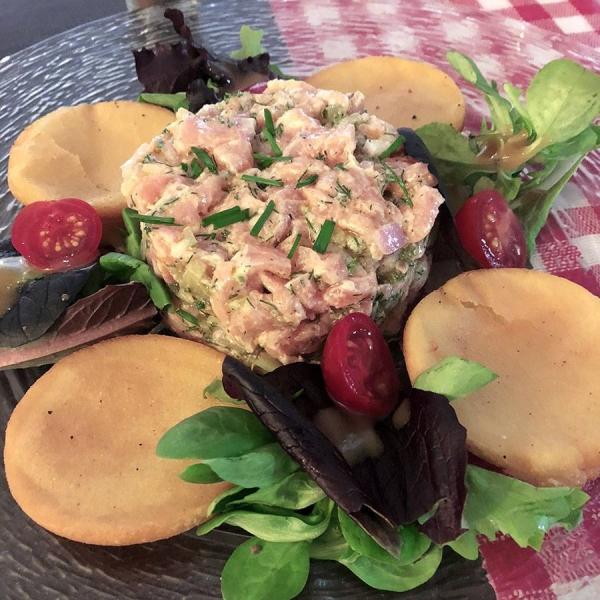 Le Restaurant - Sur une Nappes à Carreaux - Restaurant Italien Marseille